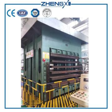 Vulcanizing Press Hydraulic Machine For Rubber Molding 315T