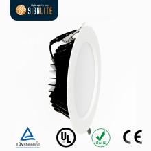 Eficiência da luz alta 90lm / W 5inch Dimmable comercial / diodo emissor de luz puro / morno branco abaixo da luz / diodo emissor de luz Downlight
