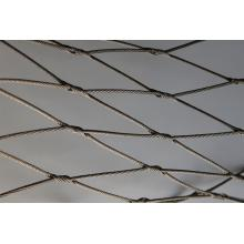Stainless Steel Wire Rope Net for Anti-Falling Net