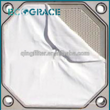 pp filter cloth plate frame filter press