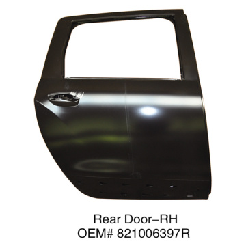 renault lodgy rear door