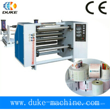 Paper Slitting Rewinder Machine, Fax Paper Slitter Rewinder, Carbonless Paper Slit Rewinding (DK-FQ)
