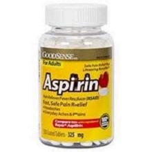 aspirin good for heart
