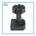Adjustable Black Plastic Cabinet Legs