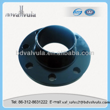 ANSI RF carbon steel flange pipe welding neck flange