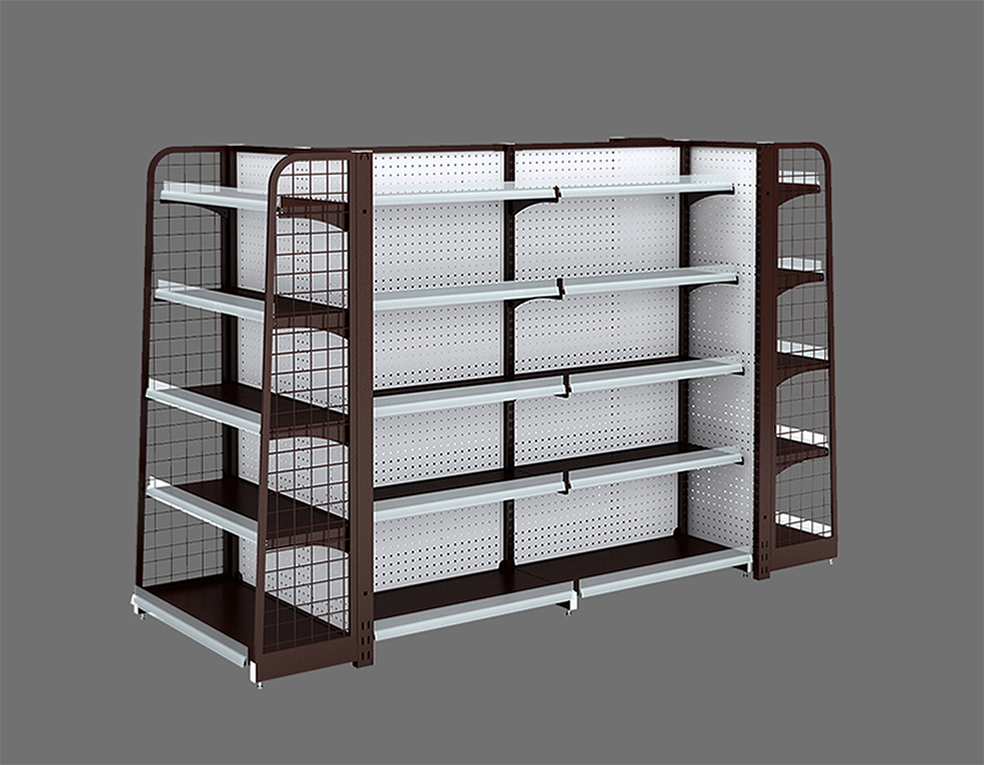 Modern Retail Shelving