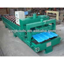 LS-1000-840 galvanized roofing sheet metal forming machine