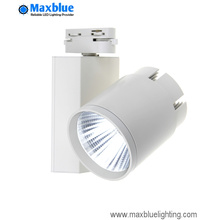 30W Lm80 Energy Star estándar COB LED Track Light