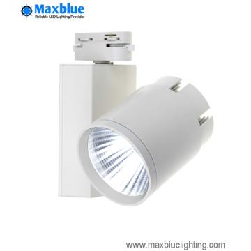 30W Lm80 Energy Star Standard COB LED Track Light