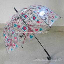 Heat Transfer Printing Straight Poe Umbrella (YSN24)