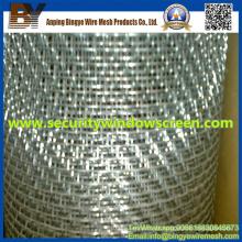 Malha de aço inoxidável para proteção