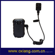 Cámara llevada cuerpo OX-ZP605W de la policía de la aplicación de WiFi 1080P