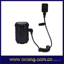 Câmera vestida OX-ZP605W da polícia da aplicação da lei de WiFi 1080P