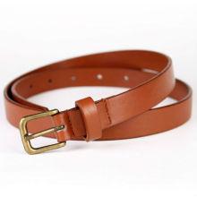Pu wholesale plain belt