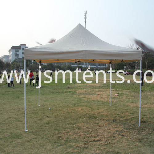 Party Gazebo Waterproof Party Tent Canopy With Side Panels Coated Steel Frame