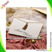 invitation tassels/wedding invitation tassels/decorative tassel