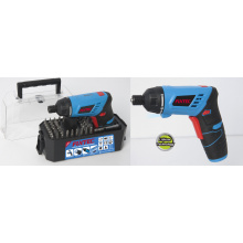 FIXTEC 3.6V Cordless Screwdriver with plastic window box