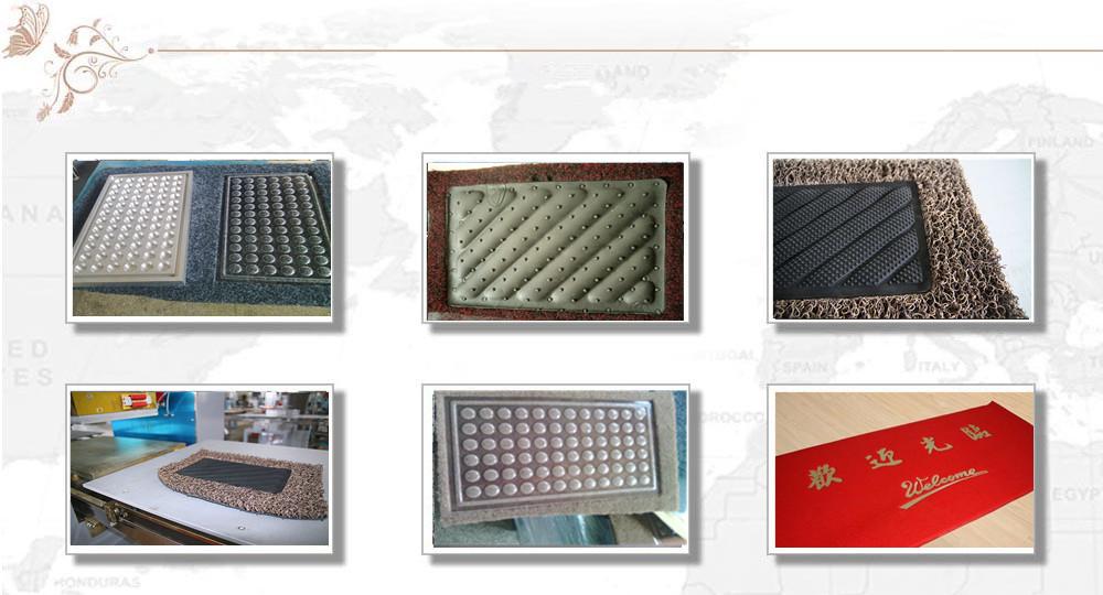 PVC door mat welding machine