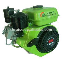 4 кВт воздушный бензиновый двигатель