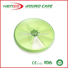 HENSO 7 Days Pill Storage Box