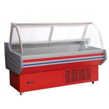 Deli Counter Display Panasonic Compressor , Deli Refrigeration Equipment