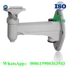 Soporte de aluminio de la aleación de aluminio de Customzied para la cámara del CCTV