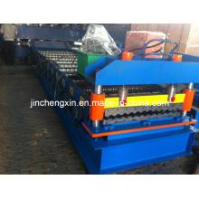 Máquina formadora de hierro corrugado