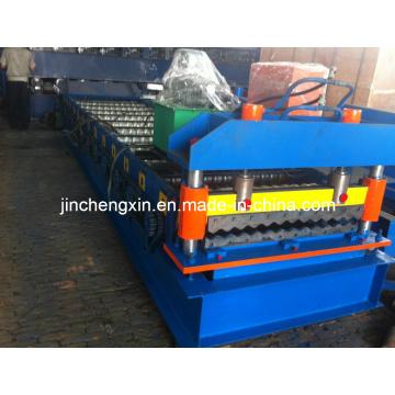 Verglaste Dachziegel Umformmaschinen