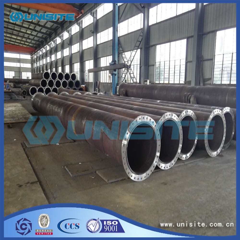 Carbon Steel Welded Saw Pipes for sale
