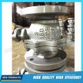 API 300lb Gas CS Casting Válvula de Esfera Trunnion