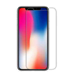 Ultradunne Anti-Fingerprints-schermbeschermer voor iPhone X