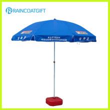 Parasol al aire libre del poliéster del PVC para la promoción