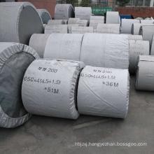 Industrial Sand Nylon Rubber Conveyor Belt For Stone Crusher