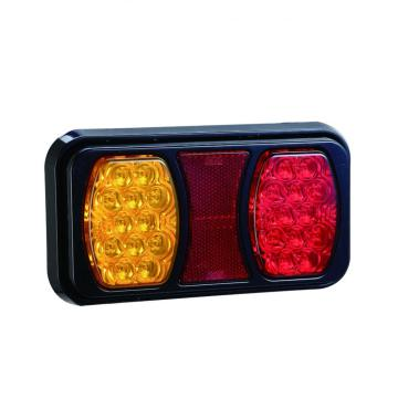 Impermeável ADR LED Heavy Truck Stop Tail Lamps