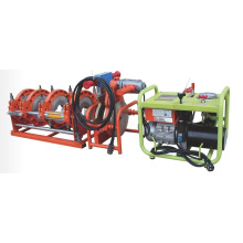 Machine de soudage de tubes en plastique HONGLI HL90-250