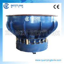 Vibratory Surface Polishing Buffing Tumbling Machine with Big Volume