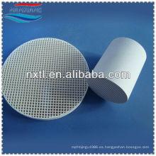 placa de panal de cerámica infrarroja para horno de gas