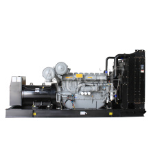 Aosif 1000kVA Heavy Duty Brand New Diesel Generator Set Powered by Perkins