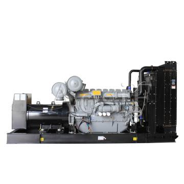 Aosif 1000kVA, nuevo y resistente conjunto de generadores diesel con tecnología de Perkins