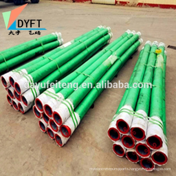 sany concrete pump spare parts concrete hoses