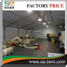 Big waterproof warehouse tent 25x25m