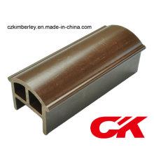 Alta Qualidade, Verde WPC Guardrail Armrest