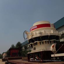 trituradora de cono de la primavera del precio de las máquinas de la planta de trituración para la venta