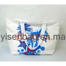 Single Shoulder Beach Bag (YSBB120413-005)