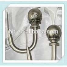 Hangzhou Baihong Classic Zinn Vorhang Holdbacks Für Fenster Dekorativ