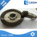 High Precision Transmission Gear Bevel Gear by Customized