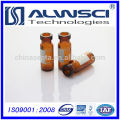 China factory 2ml snap vial chromatography vials small glass bottle vials