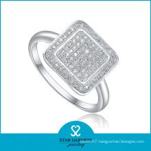 Plain Silver Finger Ring (SH-R0013)