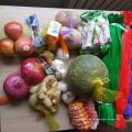 Bolsa de envasado de verduras frescas de venta caliente