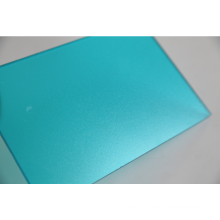 frosted solid polycarbonate roof sheet